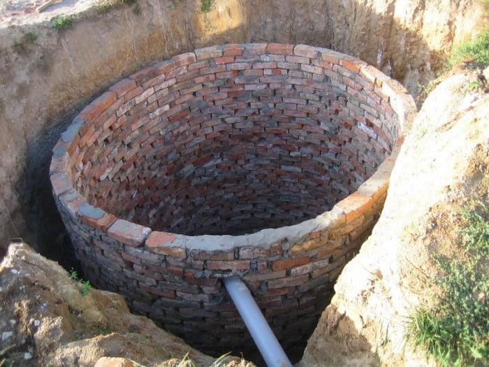 Выгребная яма в частном доме своими руками из бетона