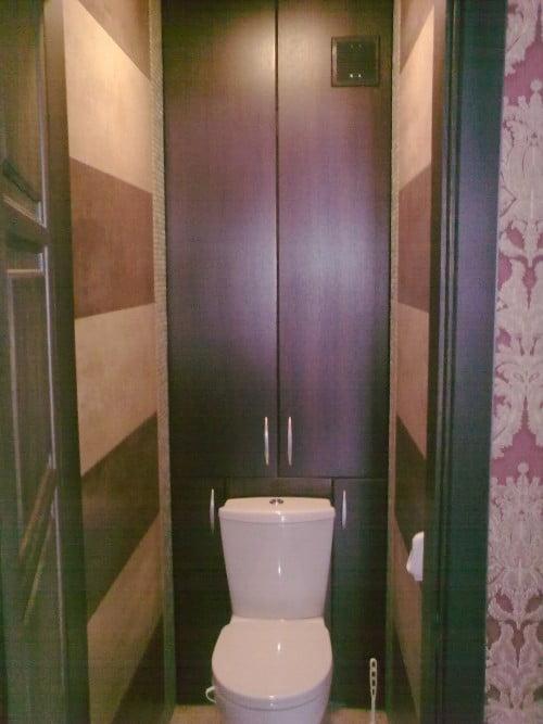 Фото: Шкафчик в ванную