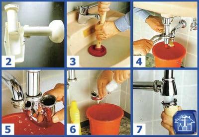 Как устранить запах канализации в квартире