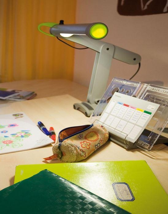 Лампа для школьника
