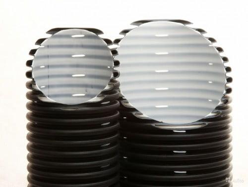 Фото: Гофрированные пластиковые трубы