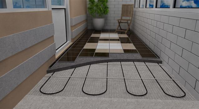 Какой теплый пол лучше - водяной или электрический? разбирае.