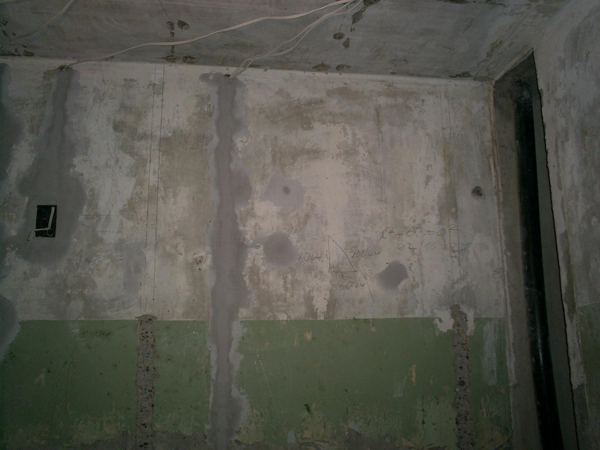 Проводка в хрущевке схема фото