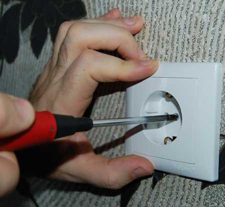 Протягиваем проводку в доме