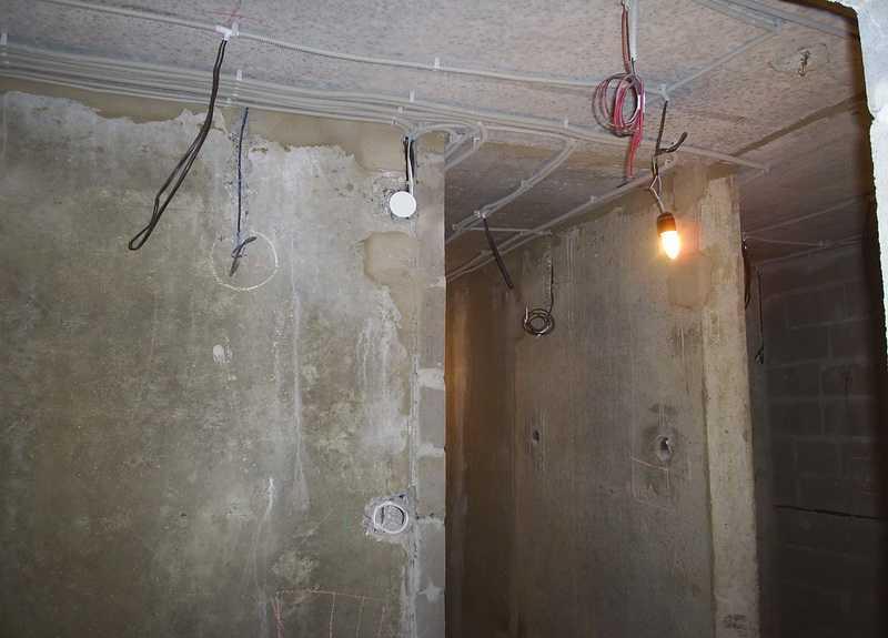 Как сделать электрику в квартире с ноля