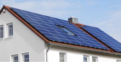 Фото: Чем больше площадь солнечной батареи - тем меньше затраты на отопление