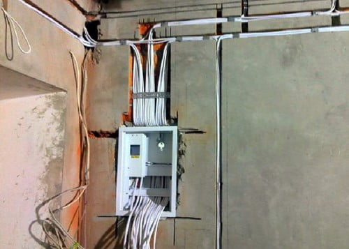 Ремонт электропроводки в квартире пошаговая инструкция