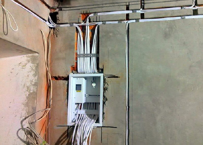 Проводим электропроводку своими руками в квартире