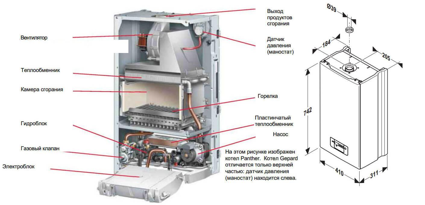 эффективности почему гудит газовый котел при включении горячей воды определяет выручку