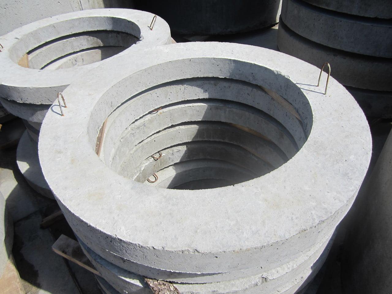 перекрытия кольцо бетона ко-6 плита опорное объем