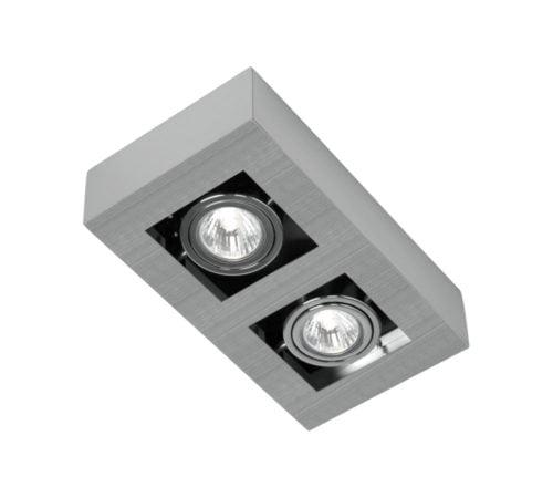 Накладные светильники точечные для потолков