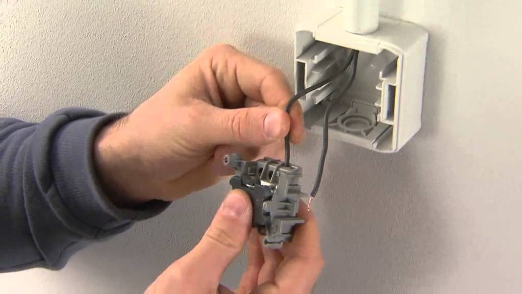 Как сделать из внешнего выключателя внутренний