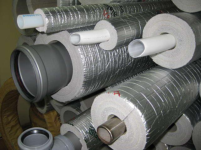 Шумоизоляция для канализационных труб
